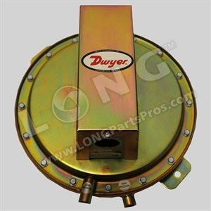 Dwyer Pressure Switch