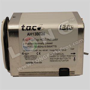 Schneider Pop Top Actuator Volts - 110 / 120V