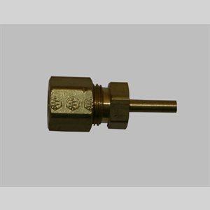 Schneider 3 / 16 X 1 / 4 Comp Adapter