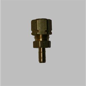 Schneider 1 / 4 X 1 / 4 Comp Adapter