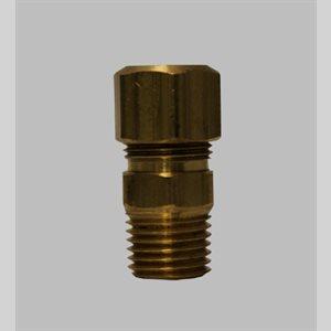 Schneider 3 / 8 X 1 / 4MPT Comp Adapter