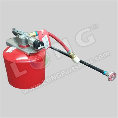 Denlar Fully Charged Replacement Fire Suppression Tank