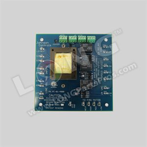 Enviro-Tec Fan Coil Relay Board PC-01-4000 (ETI)