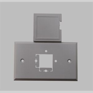 """Enviro-Tec 2"""" T-Stat Mounting Kit with Concealed Setpoint"""