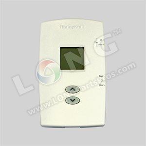 Thermostat, 1H / 1C, Non-Prog-Vertical