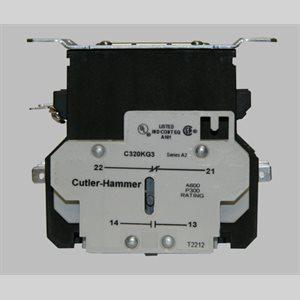 Daikin Contactor - Supply Fan, 30A 120V W / Aux