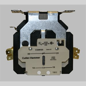 Daikin Compressor Contactor 40A 120V W / Aux