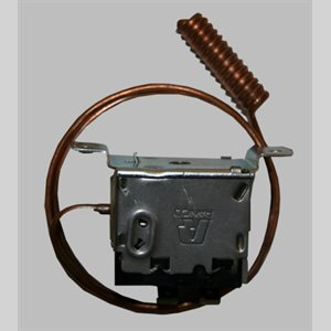Daikin Temperature Control, Thermostat, Low Limit-Bulb, 1-Stage 28 / 38F Set