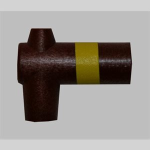 Nortec Cylinder Plug Yellow, Obsolete, See NOR2573529