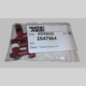 Nortec (Condair) Cylinder Plug Kit 3 pack