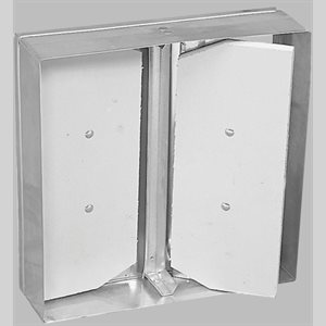 "09"" X 09"" CEILING RADIATION DAMPER"