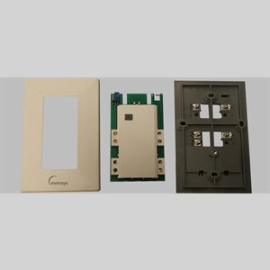 Schneider Thermostat 10K OHM W / OVRD