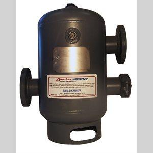 "Air separator w / strainer 6"""